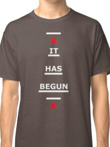 Samaritan has declared war Classic T-Shirt