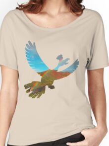 Ho-oh used fly Women's Relaxed Fit T-Shirt