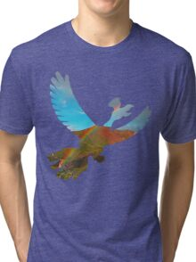 Ho-oh used fly Tri-blend T-Shirt