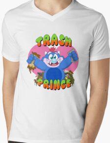 My Pet Monster Mens V-Neck T-Shirt
