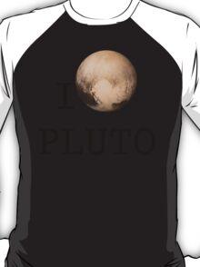 I Love Pluto T-Shirt