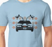 Delorean 2 Unisex T-Shirt