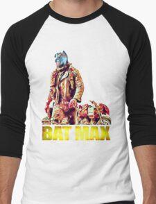 BAT MAX - Justice Road Men's Baseball ¾ T-Shirt