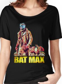 BAT MAX - Justice Road Women's Relaxed Fit T-Shirt