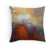 """The soul becomes dyed with the color of its thoughts."" Throw Pillow"