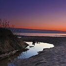 Nordhouse Dunes at Sunset by Megan Noble