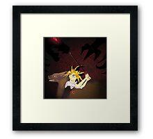 Battleborne Framed Print