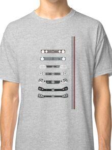 VW Golf stripes Classic T-Shirt