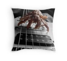 Stairway to Hermie Heaven Throw Pillow