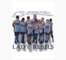 Lady Rebels 1 by Linda Costello Hinchey