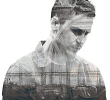 Paul Woodrugh - True Detective 2 by andraskiss