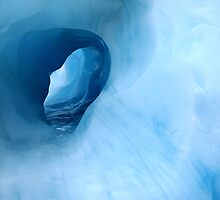 Ice Cave by Paula McManus
