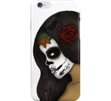 The Day Of The Dead Girl (2) iPhone Case/Skin