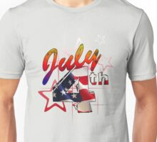 July 4th Unisex T-Shirt