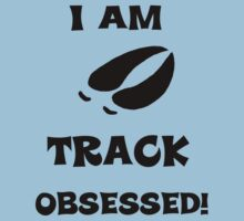 Moose Track Obsessed T-Shirt by mooselandtours