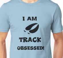 Moose Track Obsessed T-Shirt Unisex T-Shirt