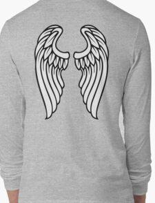Vector Wings Long Sleeve T-Shirt