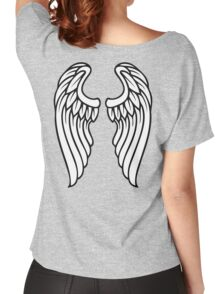 Vector Wings Women's Relaxed Fit T-Shirt