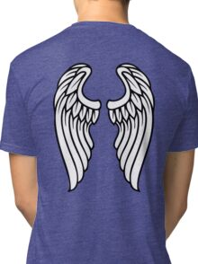 Vector Wings Tri-blend T-Shirt