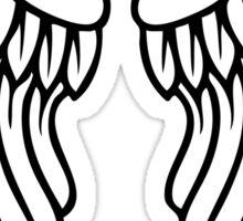 Vector Wings Sticker