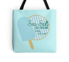 Sea Salt Ice Cream Tote Bag