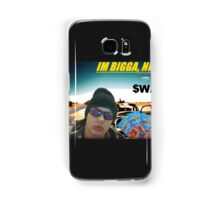 The first Bigga Nigga Gear of lots more to come, i put the proces as low as i can beacause im not a Adam Boon and i dont need the money Samsung Galaxy Case/Skin