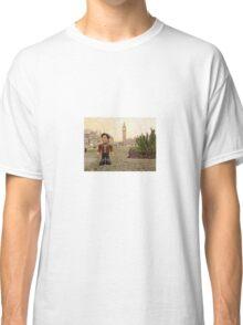 Dr Who at Big Ben Classic T-Shirt