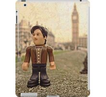 Dr Who at Big Ben iPad Case/Skin