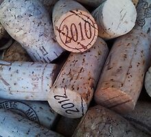 Wine Corks by jezkemp