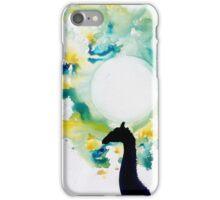 Giraffe Nobility iPhone Case/Skin