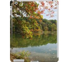 Autumn Sunrise Landscape iPad Case/Skin