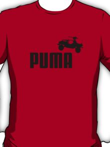 Red Versus Blue | Blood Gulch Chronicles: Puma T-Shirt