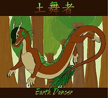 Earth Dancer by PokemasterShay