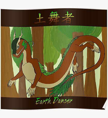 Earth Dancer Poster