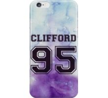 'Clifford 95' Water Color iPhone Case/Skin