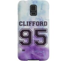 'Clifford 95' Water Color Samsung Galaxy Case/Skin