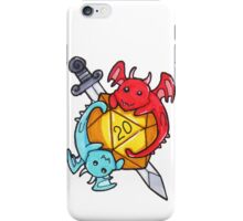 Dice Dragons iPhone Case/Skin