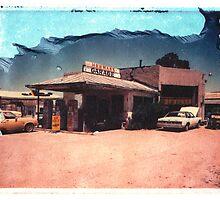 Herman's Garage by Hanszio