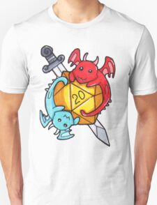 Dice Dragons Unisex T-Shirt