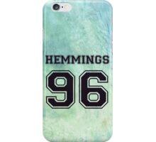 'Hemmings 96' Water Color iPhone Case/Skin
