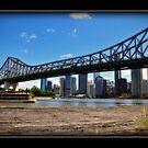 Story Bridge, Brisbane, 2010 by AdamR