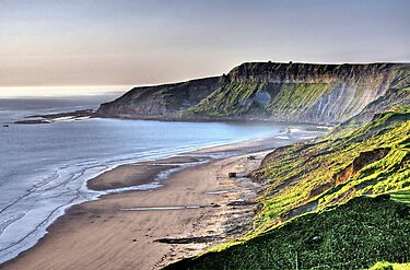 """Morning At Cayton Bay"" by Bradley Shawn  Rabon"