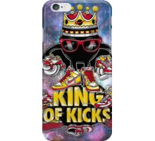King Of Kicks iPhone Case/Skin