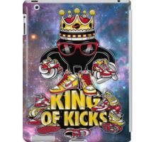 King Of Kicks iPad Case/Skin