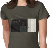 The Doorway to Axxon N Womens Fitted T-Shirt