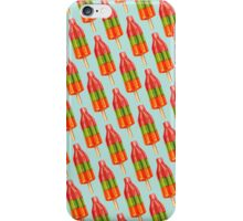Spicy Bomb Popsicle Pattern iPhone Case/Skin