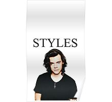 'STYLES' Poster