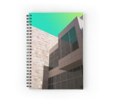 Architectural Graphics And Light Spiral Notebook
