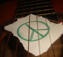 Music is my peace offering by Shantelle