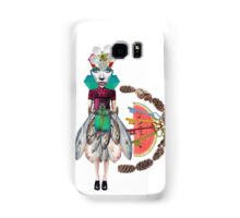 Christopher Kane dress with fish Samsung Galaxy Case/Skin